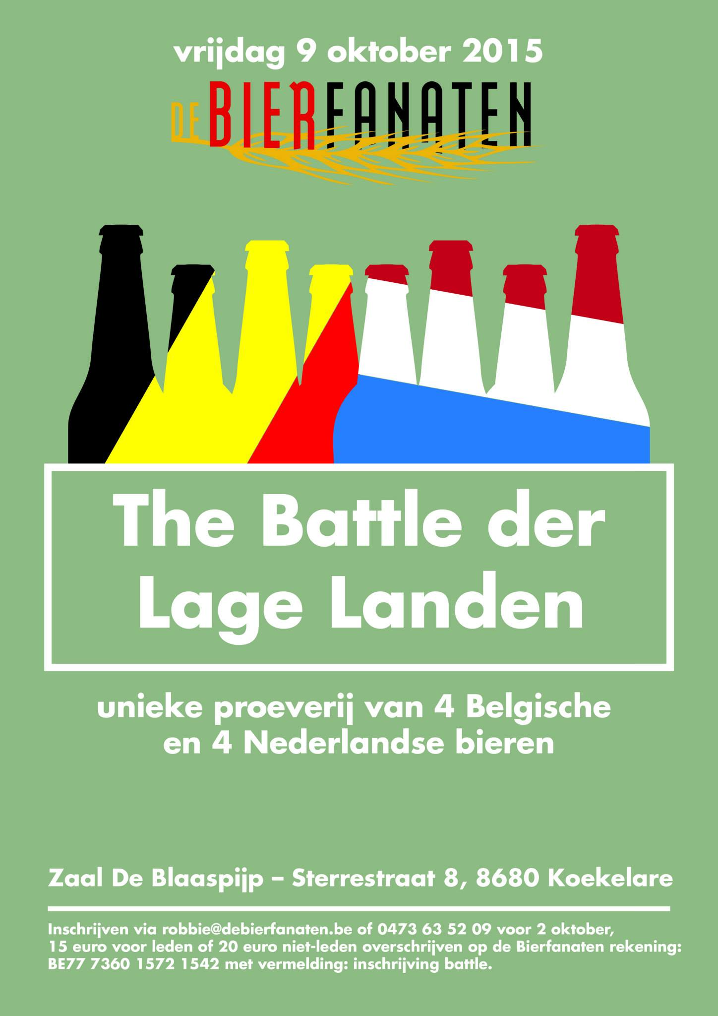 vzw De Bierfanaten The Battle