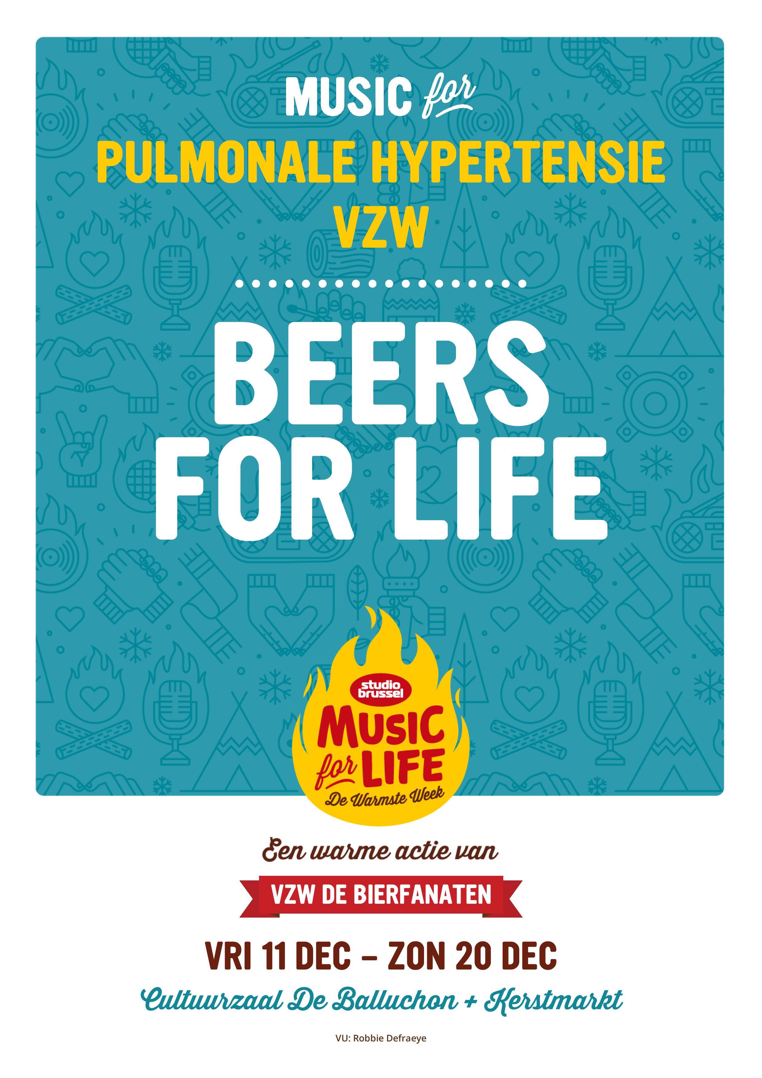 vzw De Bierfanaten Beers For Life