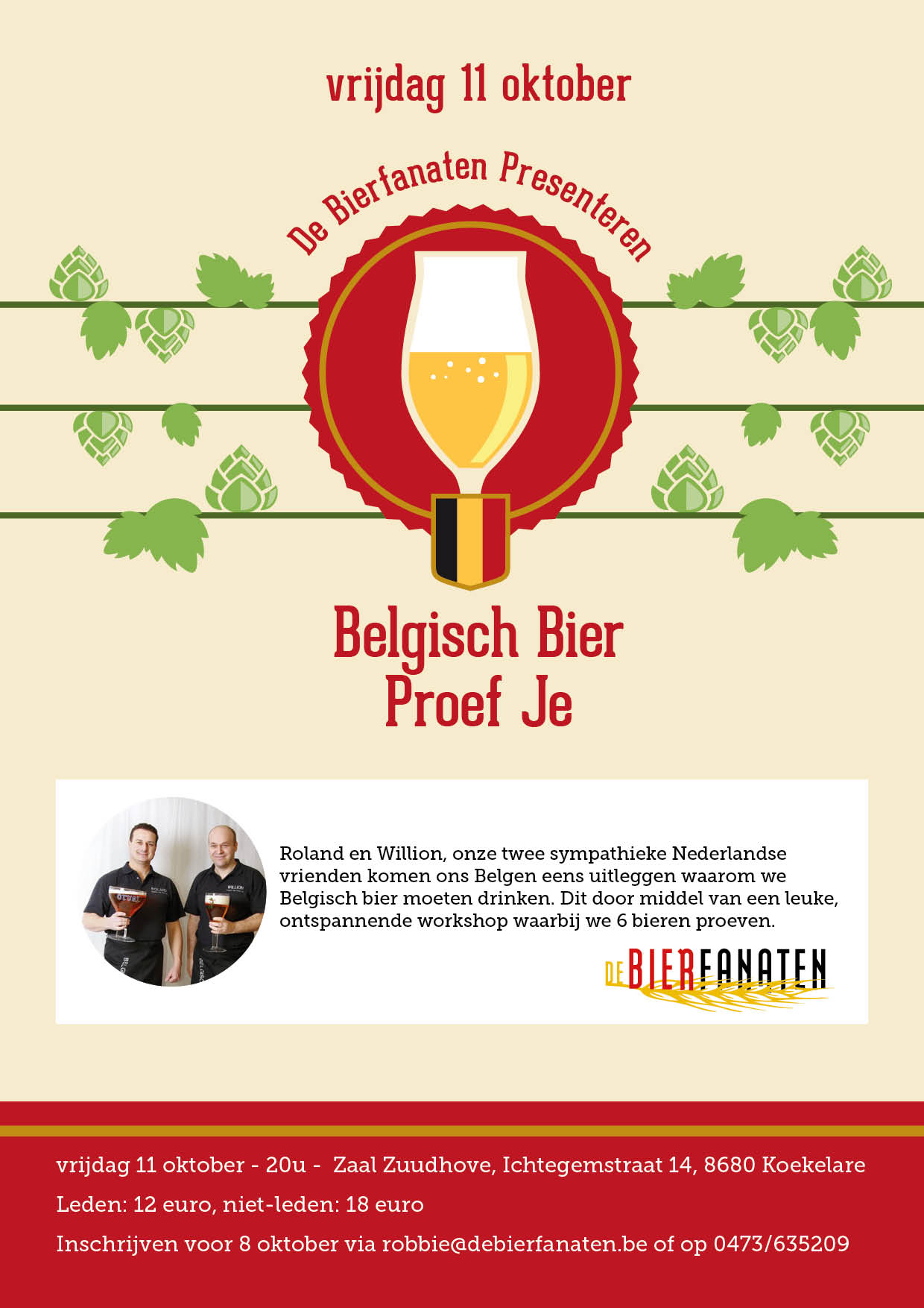 vzw De Bierfanaten BelgischBierProefJe