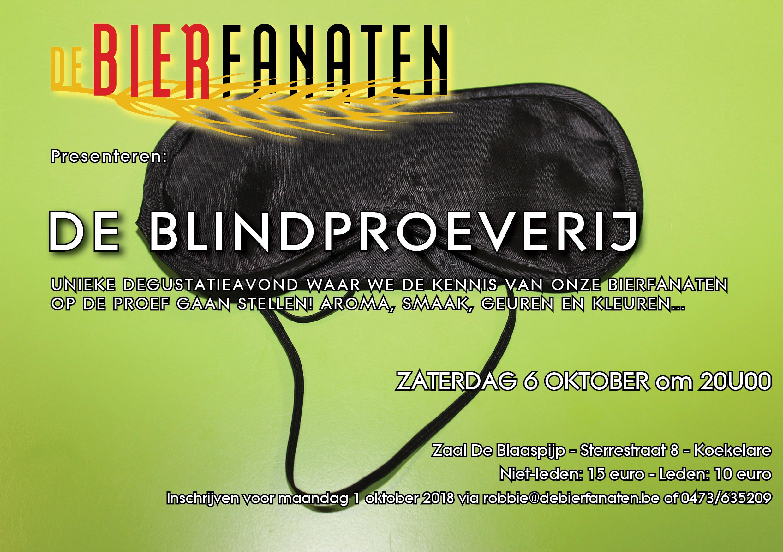vzw De Bierfaneten De Blindproeverij