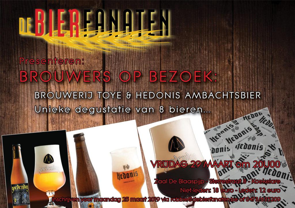 Brouwerij Toye & Hedonis