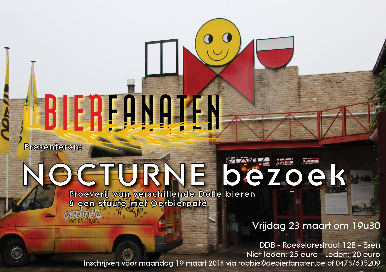 vzw De Bierfanaten Nocturne Dolle Brouwers
