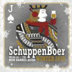 Schuppenboer Winter