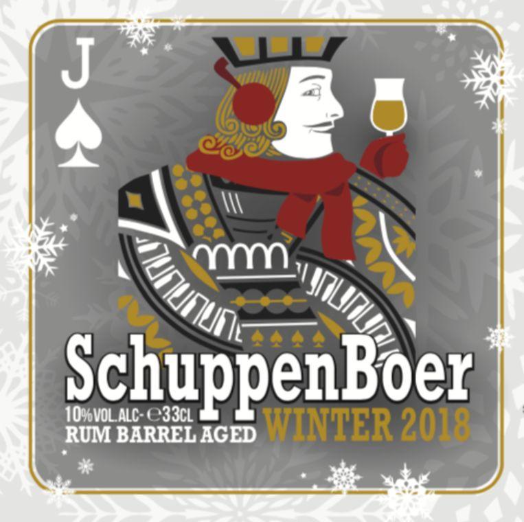 Schuppenboer Winter