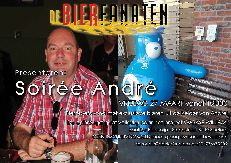 Bierfanaten Soirée André